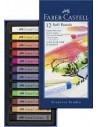 24 PASTELES SURTIDOS FABER CASTELL