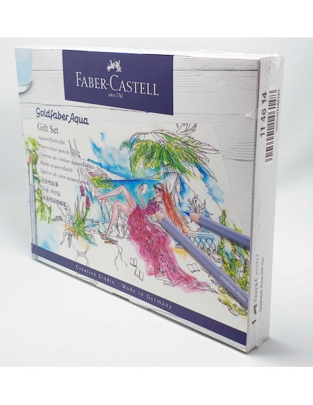 Lapices acuarelables faber castell